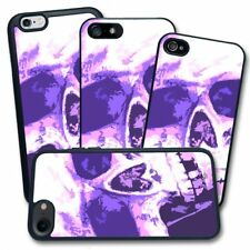 Cover per Apple iPhone - Stampa White Scary Skull Teschio Bianco