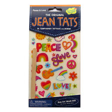 The Original Jean / Fabric Tattoos - 12 Designs - by Peaceable Kingdom