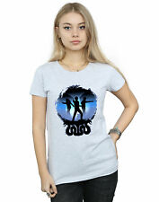 Harry Potter Mujer Attack Silhouette Camiseta