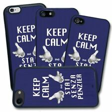 Cover iPhone - Stampa Frase Keep Calm and Stai Senza Pensieri