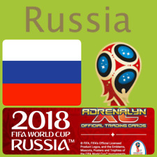 RUSSIA 280-297 | Team Cards | Adrenalyn XL World Cup 2018