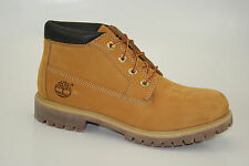 TIMBERLAND BOTTES CHUKKA BOTTINES Imperméable Hommes Hiver Chaussures à lacets