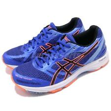Asics Gel-DS Trainer 22 Blue Purple Orange Womens Running Shoes T770N-4890