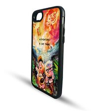 Adventure Is Out There Up Movie Carl Ellie Helium Phone Rubber Clip case cover