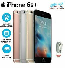Apple iPhone 6s Plus 16GB 32GB 64GB 128GB Unlocked Smartphone various colours UK