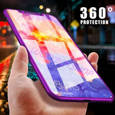 Case Cover For Huawei Mate20Pro P SMART 360 Degree Protective Hybrid Bumper