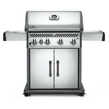 Napoleon Rogue  525 with Range Side Burner BBQ Grill