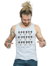 Disney Hombre Mickey Mouse Wink And Smile Camiseta Sin Mangas