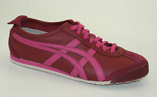 Asics Onitsuka Tiger Mexico 66 Baskets Sneakers Chaussures à LACETS FEMMES