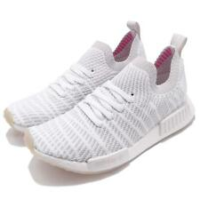 adidas Originals NMD_R1 STLT PK PrimeKnit Footwear White Grey Men Running CQ2390