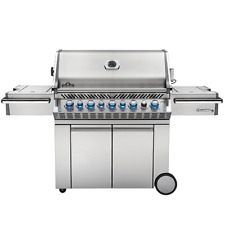 Napoleon Prestige PRO 665 with Infrared Rear and Side Burners BBQ Grill