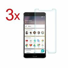 3x Protector Cristal Templado Para Oneplus 2 Global One