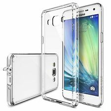 2x Cover Custodia Trasparente Slim Per Galaxy Note 4 Grand Neo Plus J3