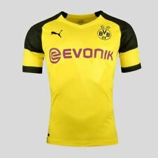 BvB Borussia Dortmund 18/19 Home Puma Replica Football Shirt