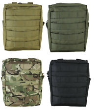 Kombat Large Utility pouch MOLLE fixings BTP (MTP Match) Green, Black or Tan