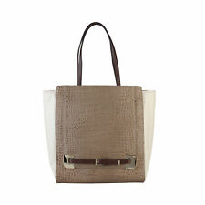 bd74030 CAVALLI CLASS SHOPPING BAG MARRONE DONNA WOMEN'S BROWN SHOPPING BAG
