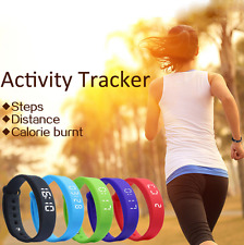 Fitness Band Activity Tracker Children Watch Bracelet Pedometer Fitbit Style Kid