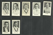 DC Thomson  Worlds Best Cricketers 1956 Choose Your Card