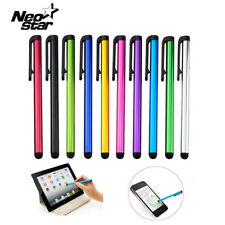 10pcs/lot Capacitive Touch Screen Stylus Pen For IPad Air Mini 2 3 4 For IPhone