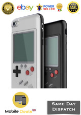 Phone Case Back Cover Gameboy Tetris Game Boy Player For iPhone X 6 6S 7 8 Plus