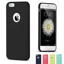 Ultra Thin Soft Silicon Candy Case Cover For Apple iPhone 6 Case Luxury Fashion