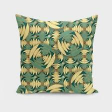 Throw Cushion Home Decor Pillow Cover Case Double Sided Camping Green