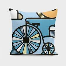 Throw Cushion Home Decor Pillow Cover Case Double Sided Riding Clouds