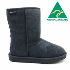 Mubo UGG 36901 NAVY COLOUR WATER RESISTANTS AUSTRILIAN MADE 3/4 CLASSIC UGG BOOT