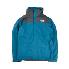 North Face Mens Evolve Triclimate Jacket Blue / Grey - Size S