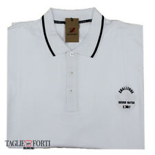 MAXFORT. SHORT SLEEVE POLO MAN STRONG SIZE 27110 WHITE