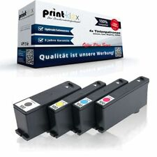 4x alternativo Cartucce di Inchiostro per Lexmark 100XL COLORE -office PLUS
