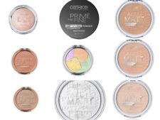 Catrice Face Powder: Resplandor Mineral Brillo / All Matt Plus / Desnudo...