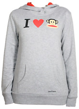 Paul Frank I Love Julius Felpa Donna FHPFAW20021 HGR Heather Grey