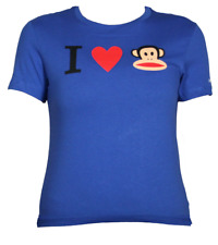 Paul Frank I Love Julius T-Shirt Uomo FHPFAM60002 NBL Nautical Blue