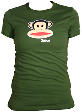 Paul Frank Julius Head T-Shirt Donna FHPFAW60000 CYP Cypress