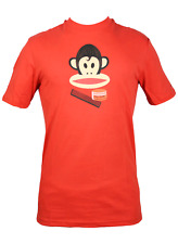 Paul Frank Julius Rocker T-Shirt Uomo FHPFAW60009 RED Red