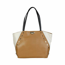 bd80098 Cavalli Class shopping bag marrone donna women's brown shopping bag
