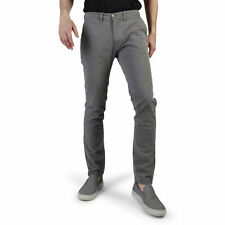 bd91007 Carrera Jeans pantaloni grigio uomo men's grey trousers