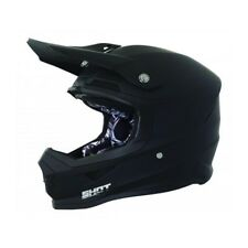 SHOT Casque Cross Furious Noir Mat