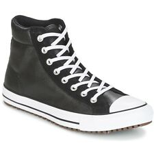 Scarpe uomo Converse  CHUCK TAYLOR ALL STAR BOOT PC LEATHER AND SUEDE HI BLAC...
