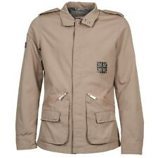 Giubbotto uomo Harrington  MILITARY JACKET  Marrone   755346