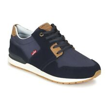 Sneakers Scarpe uomo Levis  NY RUNNER II  Blu Cuoio  4757228