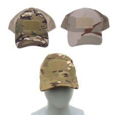 Camouflage Baseball Cap Military Army Camo Hat Half Mesh Jungle Army Style