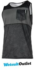 2018 Mystic Stone Quickdry Loose Fit Tank Top Black 170283