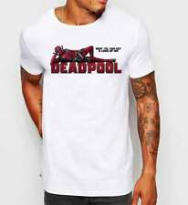 Deadpool Marvel Comic Movie TV Wade Wilson Batman X-Men Comicon Wade Swag Tshirt