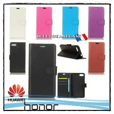 Etui Coque housse XXL COLORS PU Leather Stand Wallet case cover Huawei Honor 10