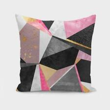 Throw Cushion Home Decor Pillow Cover Case Double Sided Geometry Pattern