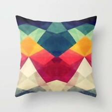 Throw Cushion Home Decor Pillow Cover Case Double Sided Meet Me Halfway Design
