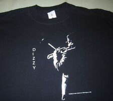 DIZZY GILLESPIE T-Shirt Masters Of Jazz And RnB OFFICIAL MERCHANDISE