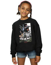 Star Wars Fille The Last Jedi Character Poster Sweat-Shirt